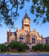 Victoria, Victoria County courthouse, Texas county courthouse