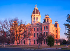 Marfa, Presidio County courthouse, Texas county courthouse