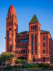 San Antonio, Bexar County courthouse, Texas county courthouse