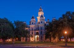 Goliad, Goliad County, Texas county courthouse