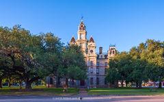 Goliad, Goliad County courthouse, Texas county courthouse