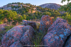 Enchanted Rock State Natural Area, state park, Texas Hill Country, Llano, Fredericksburg, Llano County, Gillespie County, Llano Uplift, Freshman Mountain