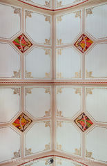 2018021904, Painted ceiling