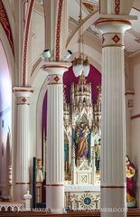 2018021905, Side altar through columns