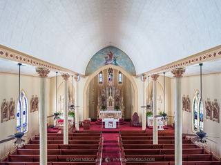 Queen of Peace Catholic Church (Sweet Home)