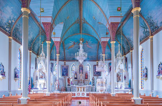 The Painted Churches of Texas Images