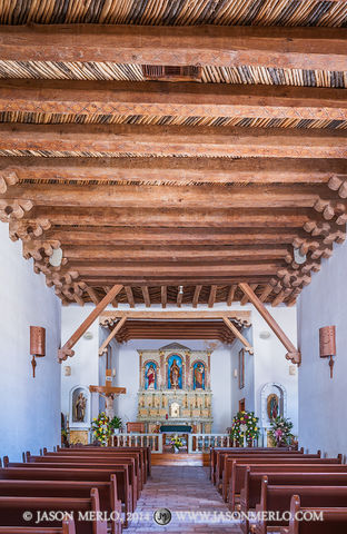Mission Nuestra Señora de la Concepción del Socorro, Socorro Mission, Socorro, El Paso, West Texas