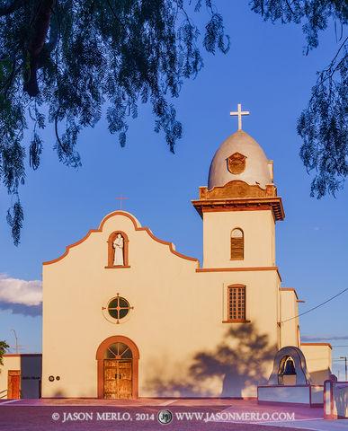 Mission Corpus Christi de San Antonio de la Ysleta del Sur, Mission Ysleta, El Paso, West Texas