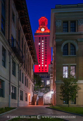 Austin, University of Texas, campus, Tower, Will C. Hogg Building, Dorothy Gebauer Building, Swimming and Diving, national championship, 1