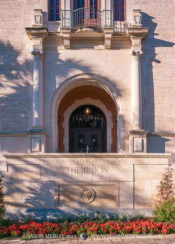 Austin, University of Texas, campus, Texas Union