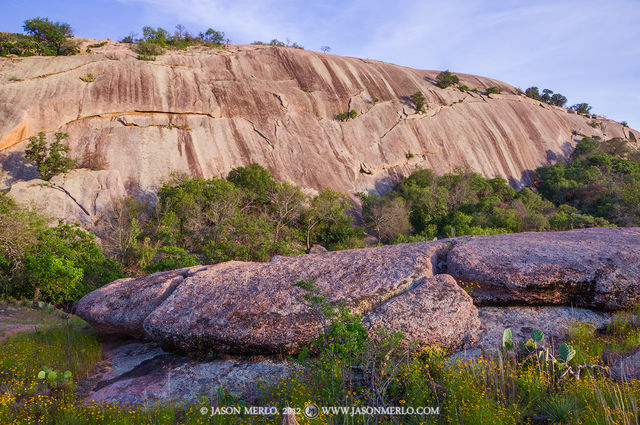 Enchanted Rock State Natural Area, state park, Texas Hill Country, Llano, Fredericksburg, Llano County, Gillespie County, Llano Uplift