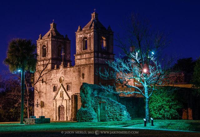Mission Nuestra Señora de la Purísima Concepción de Acuña, San Antonio, South Texas, Mission Concepción