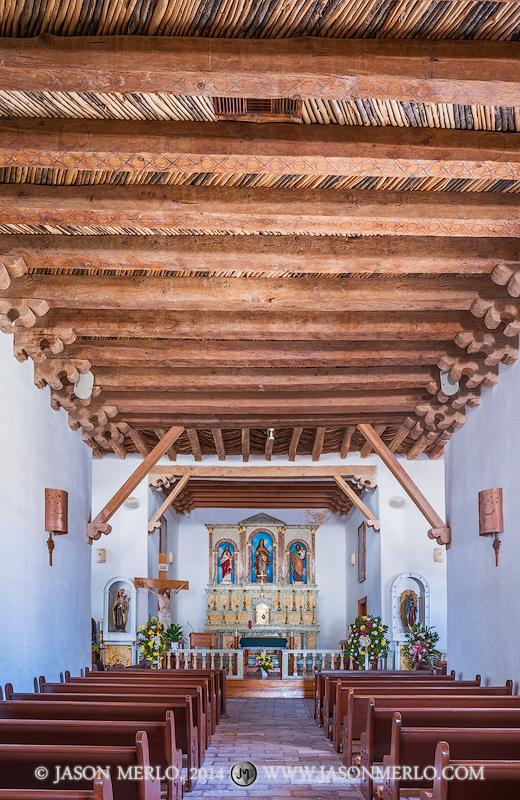 Mission Nuestra Señora de la Concepción del Socorro, Socorro Mission, Socorro, El Paso, West Texas, photo