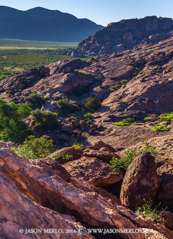 Hueco Tanks State Park and Historic Site, El Paso County, West Texas, mountain, photo