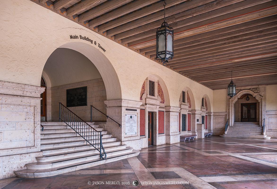 Austin, University of Texas, campus, Main Building, photo