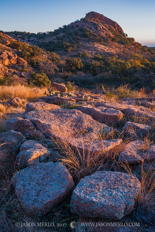 Enchanted Rock State Natural Area, state park, Texas Hill Country, Llano, Fredericksburg, Llano County, Gillespie County, Llano Uplift, Turkey Peak, photo